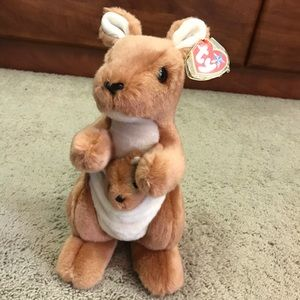 TY Beanie baby-rare-retired-1996-perfect condition